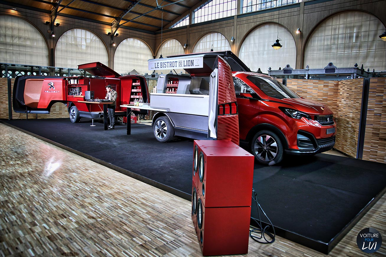 Nouvelle photo : EvenementPeugeot-Foodtruck