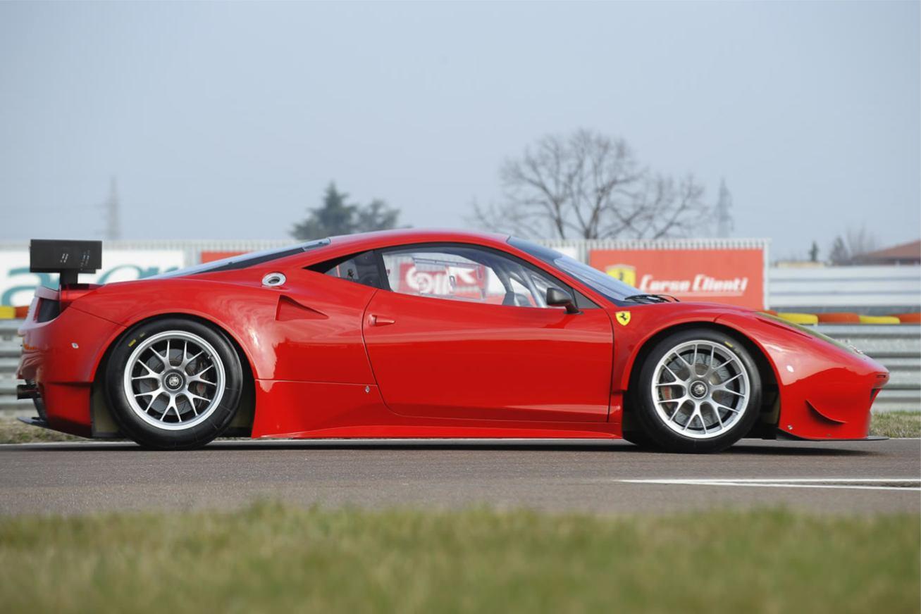 Les nouvelles photos de : 458-GT2