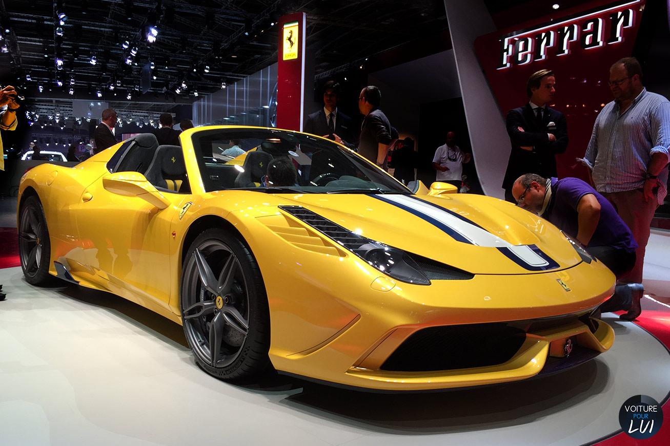 Les nouvelles photos de : 458-Speciale-A-Mondial-Auto-2014