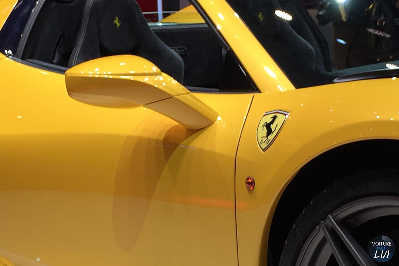 Ferrari  458 SPECIALE A MONDIAL AUTO 2014   Retroviseur  http://www.voiturepourlui.com/images/Ferrari//Exterieur/Ferrari_458_Speciale_A_Mondial_Auto_2014_011_retroviseur.jpg