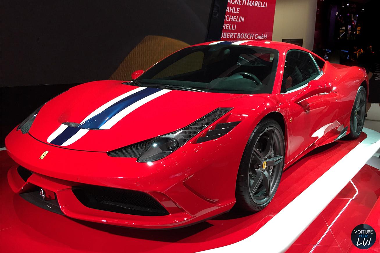 Les nouvelles photos de : 458-Speciale-Mondial-Auto-2014
