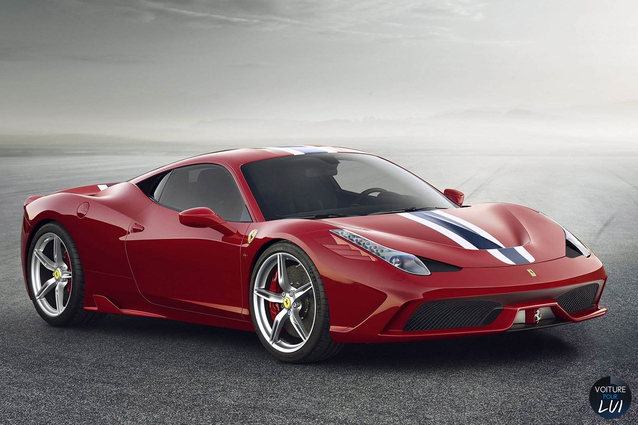 Nouvelle photo : Ferrari458-Speciale