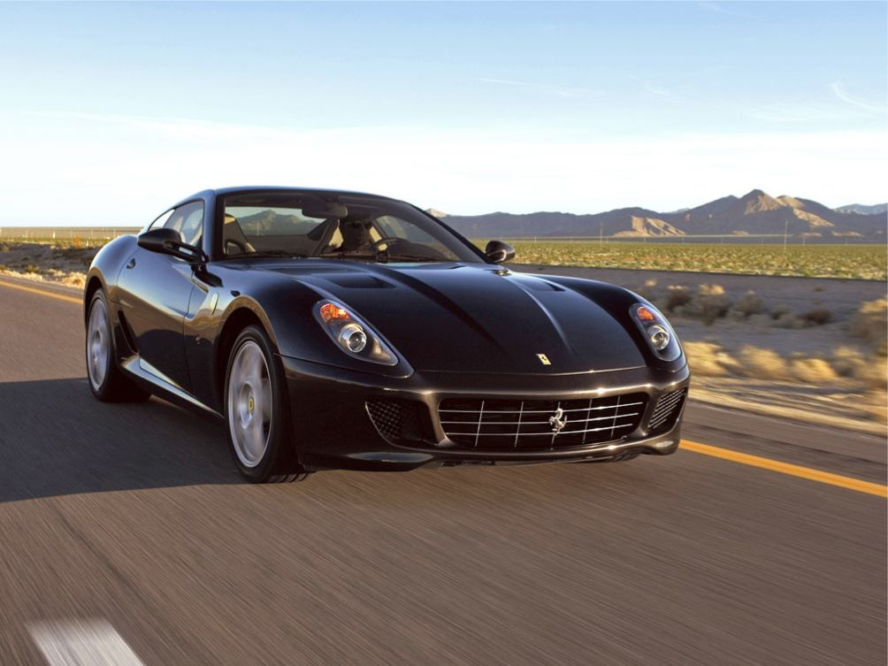 Les nouvelles photos de : 599-GTB-Fiorano