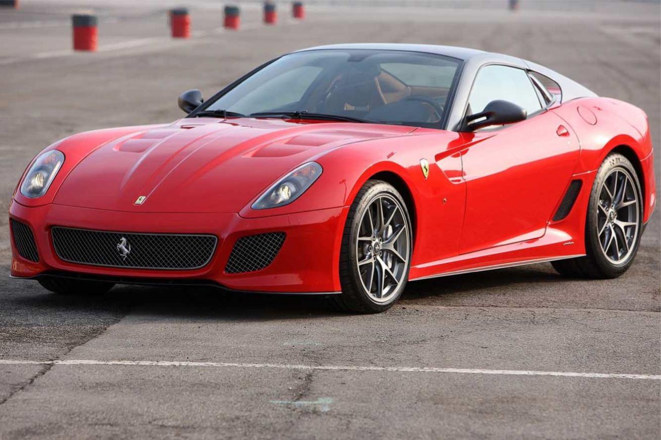 Les nouvelles photos de : 599-GTO