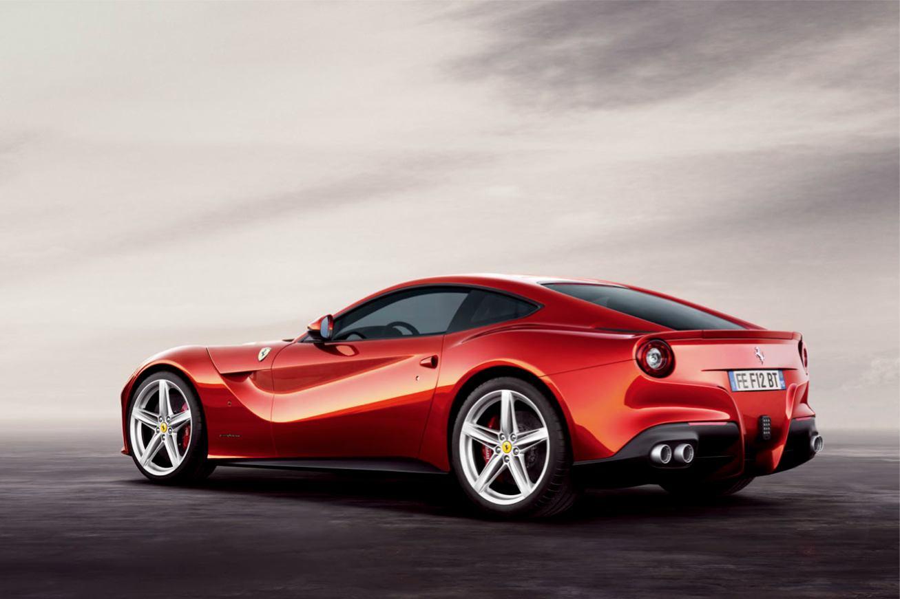 Ferrari F12berlinetta photo