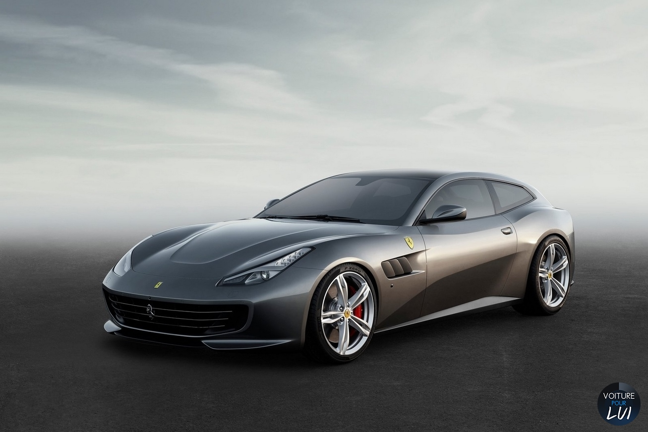 Nouvelle photo : FerrariGTC4-Lusso-2017