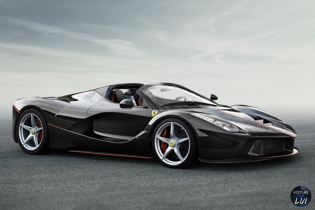 Nouvelle photo : FerrariLaFerrari-Aperta-2017