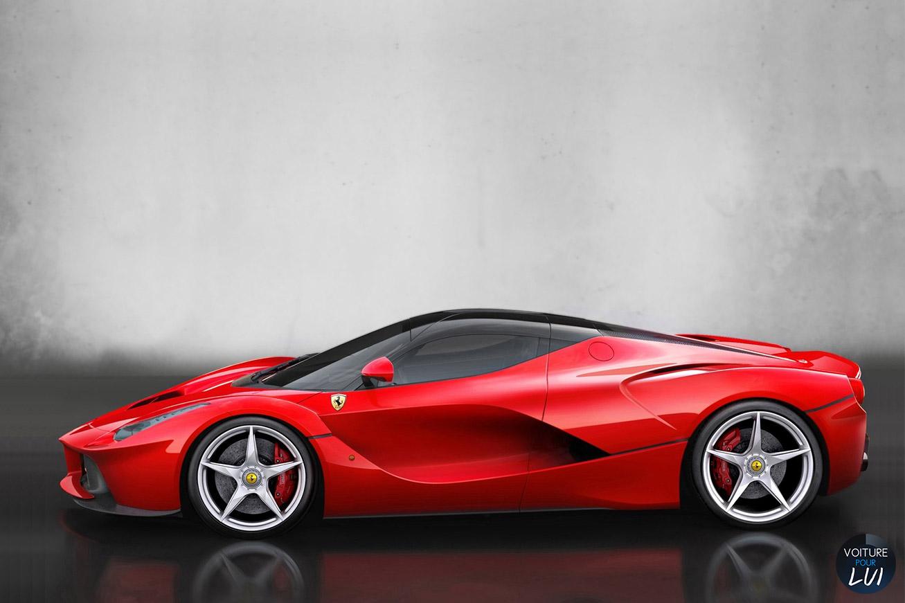 Ferrari LaFerrari photo