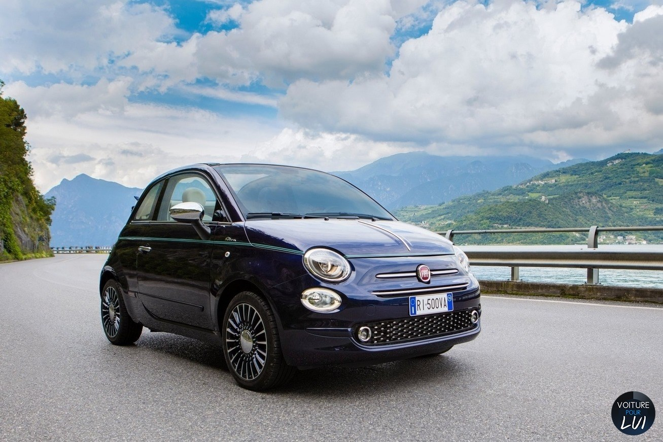 Nouvelle photo : Fiat500-Riva-2017