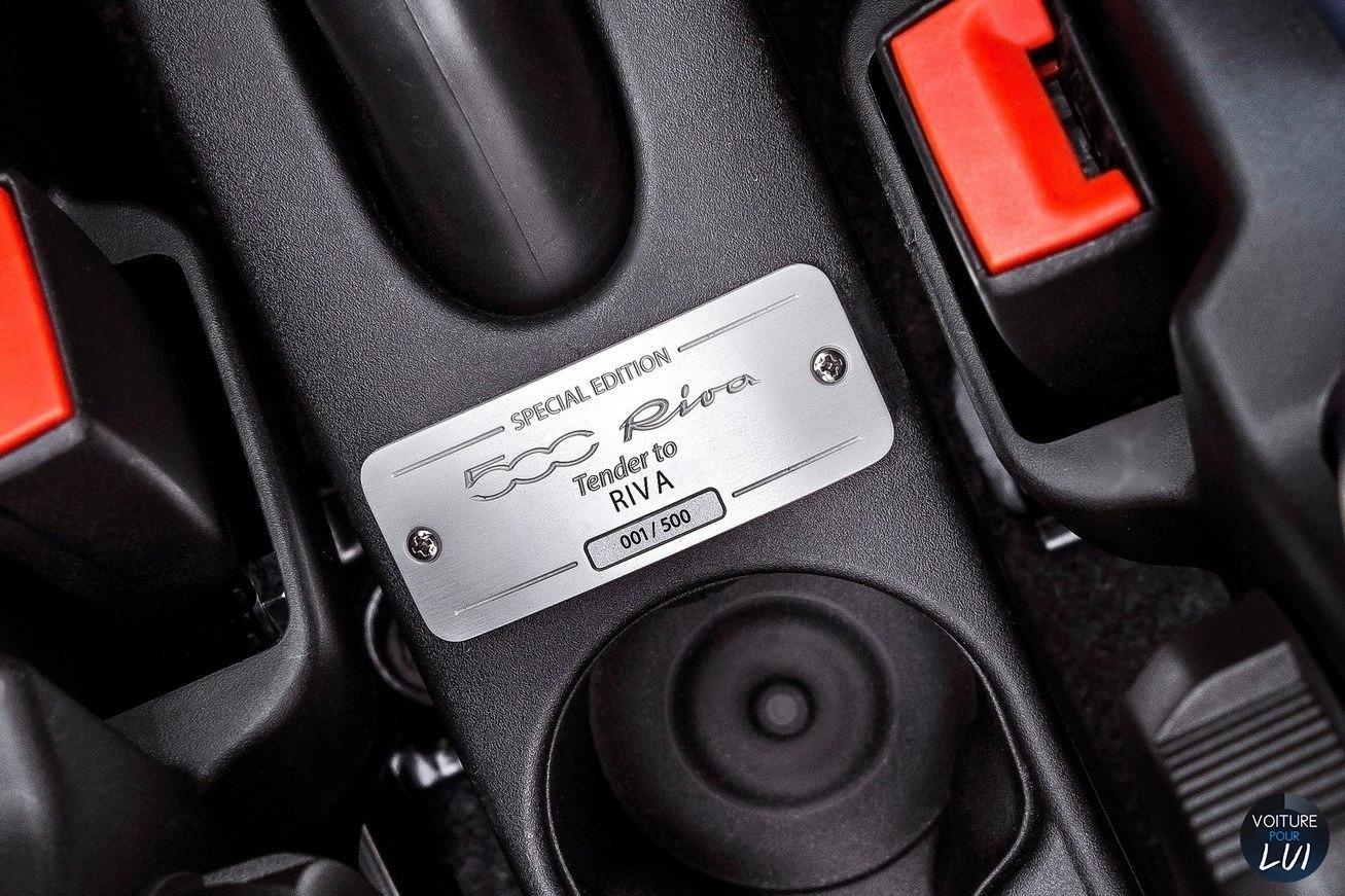 Fiat 500 Riva 2017