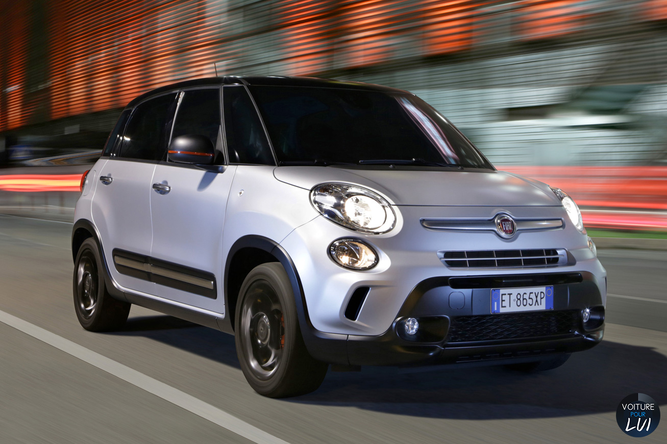 Nouvelle photo : Fiat500L-Beats-Edition