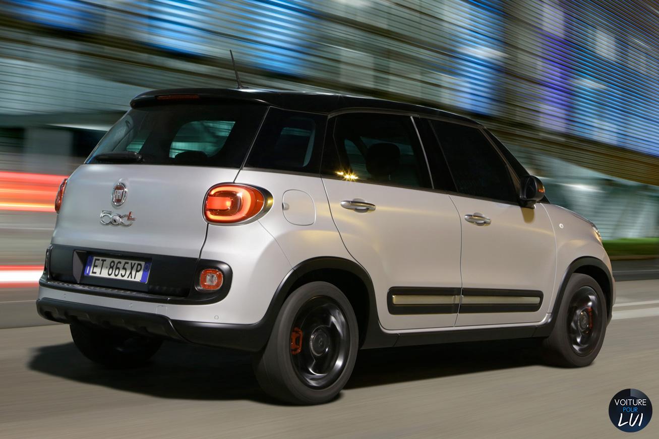 Fiat  500L BEATS EDITION   Arriere  http://www.voiturepourlui.com/images/Fiat//Exterieur/Fiat_500L_Beats_Edition_012_arriere.jpg