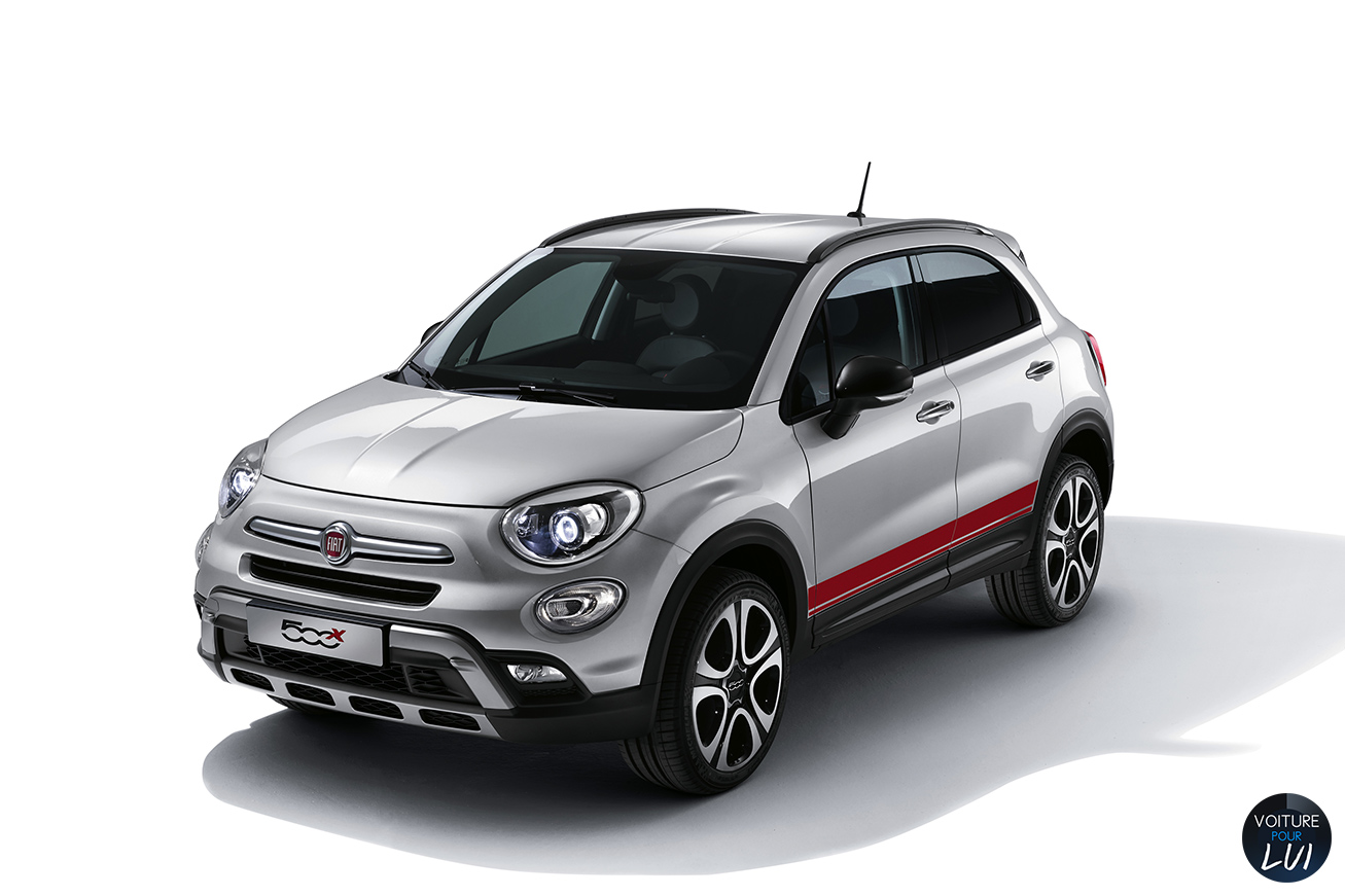 clich fiat 500x gris mopar. Black Bedroom Furniture Sets. Home Design Ideas