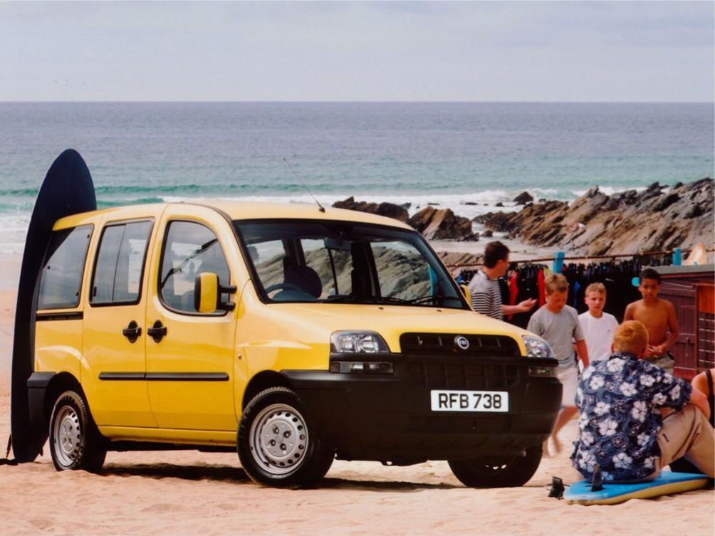 Fiat Doblo photo