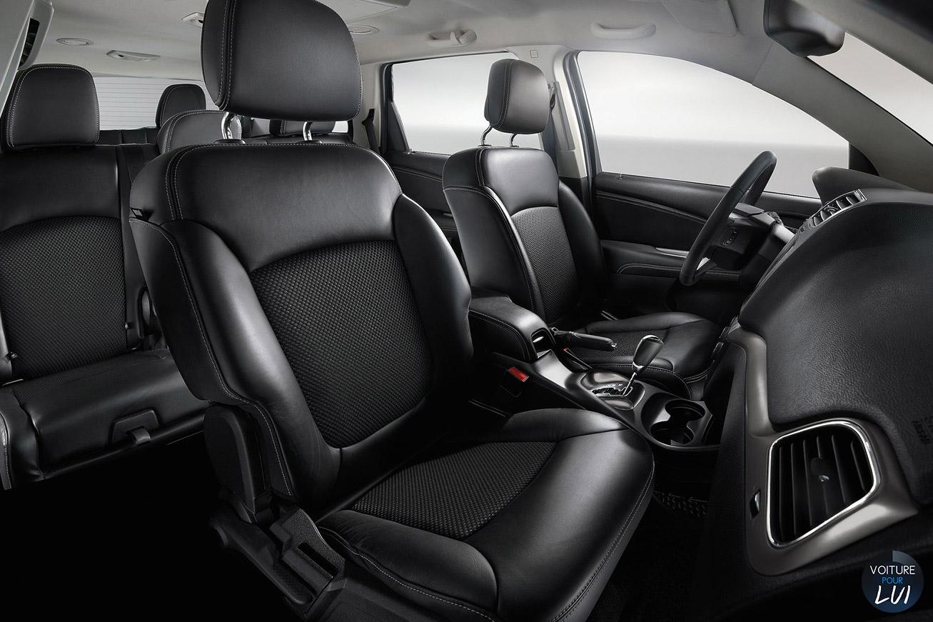 Fiat freemont cross 2015 voiture pour lui Fiat freemont interieur