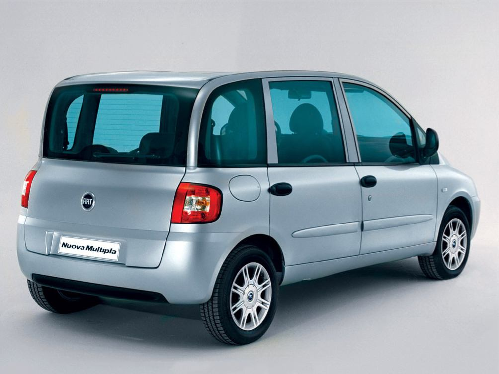 fiat multipla occasion voiture fiat multipla auto occasion. Black Bedroom Furniture Sets. Home Design Ideas