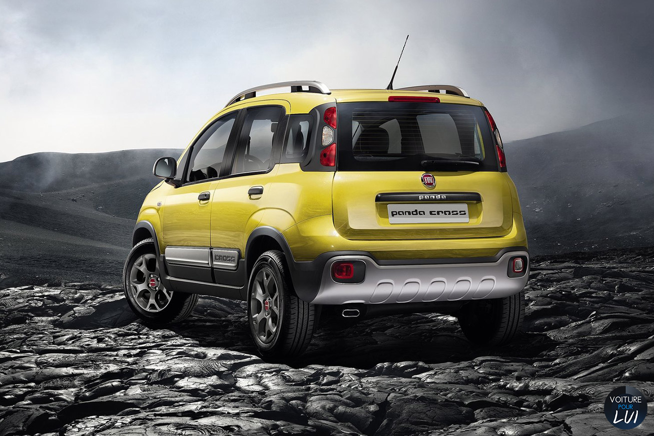 fiat panda cross photo. Black Bedroom Furniture Sets. Home Design Ideas