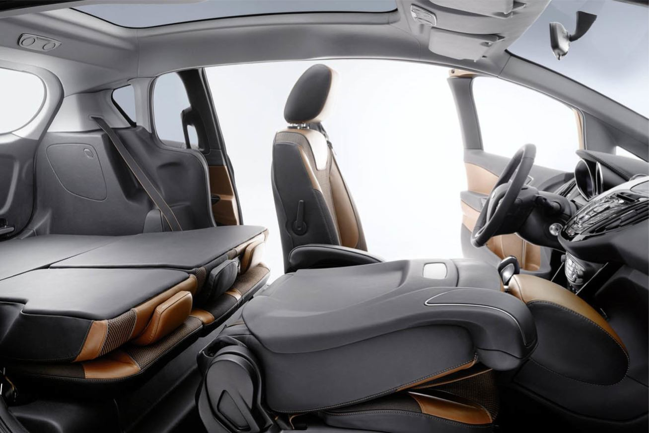photos ford b max concept 2011 numero 11. Black Bedroom Furniture Sets. Home Design Ideas