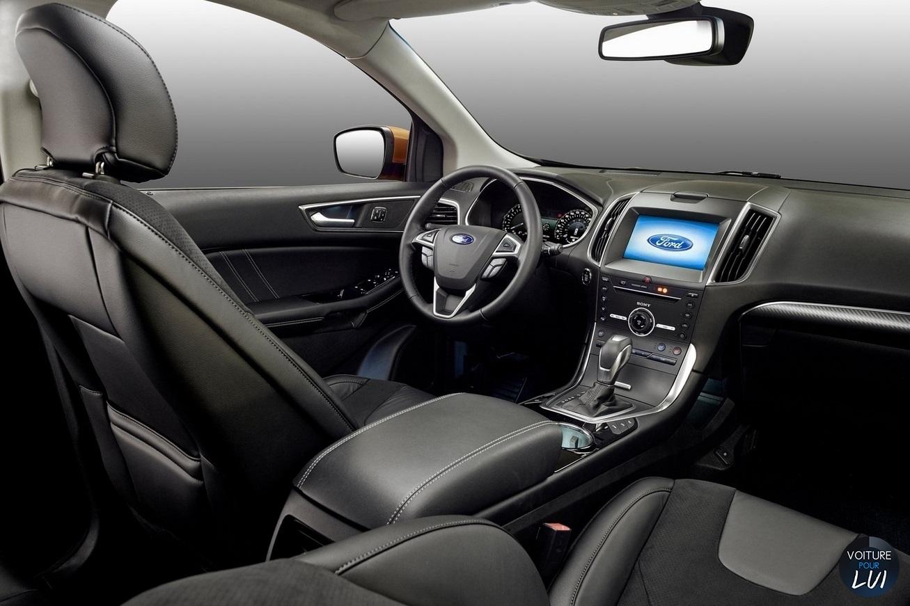 Ford Edge 2020 - Interieur Edge-2020 2020 image numero 23