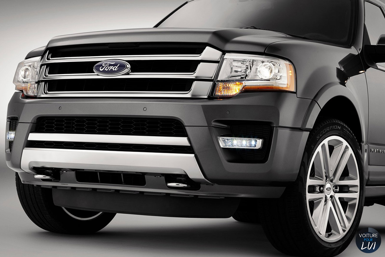 Voiture ford 4x4