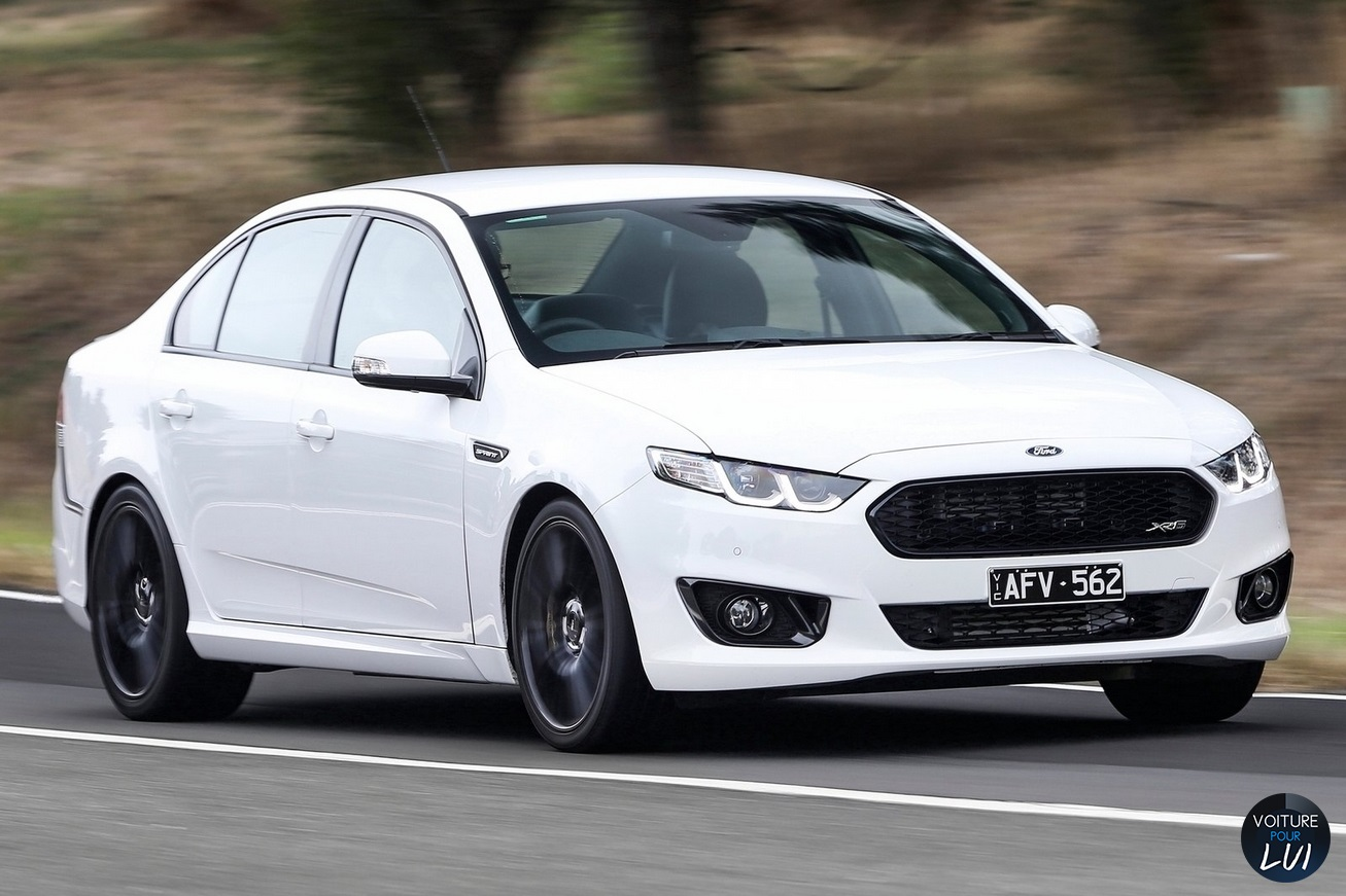 Les nouvelles photos de : Falcon-XR6-Sprint-Turbo-2016