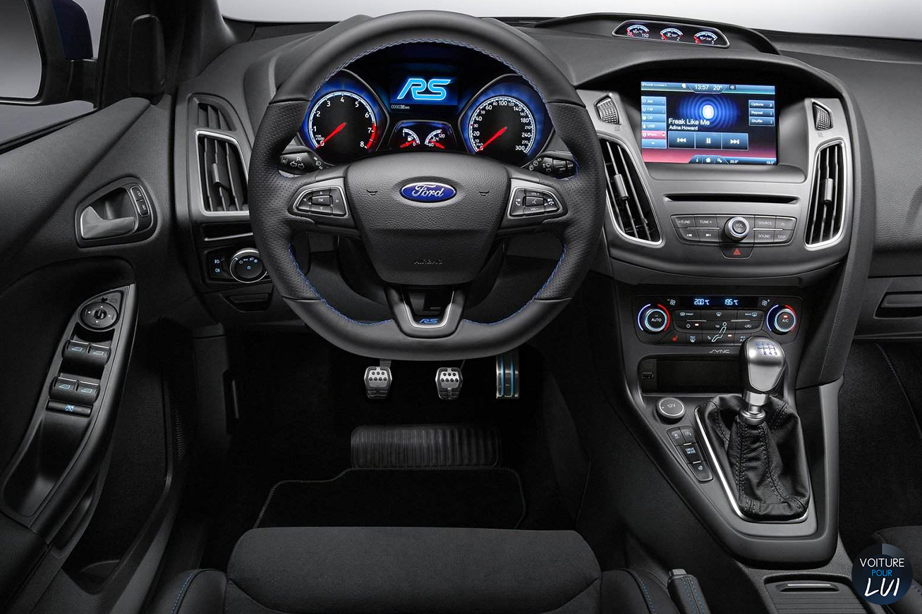 Focus Rs 2016 Sportive
