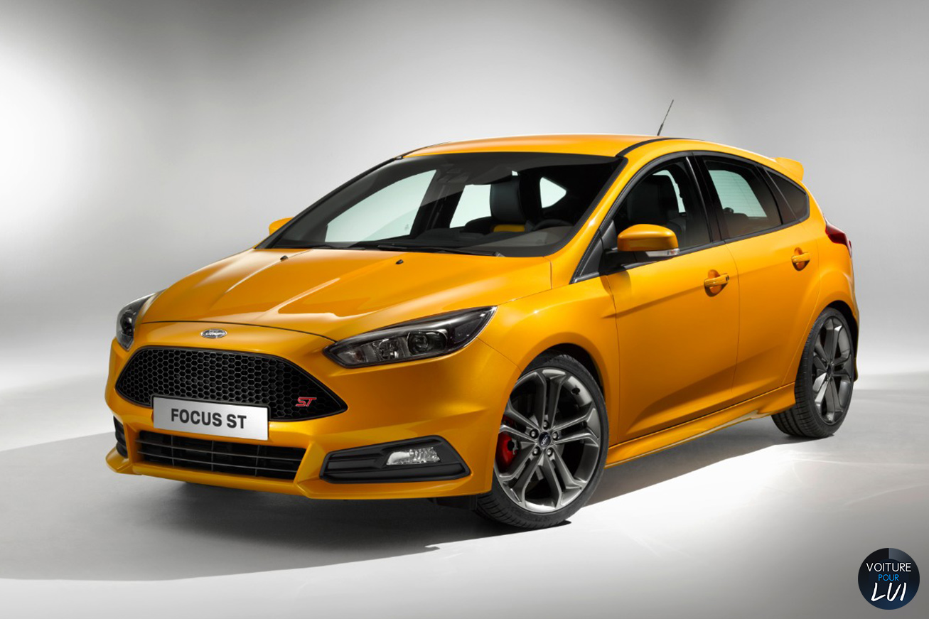 Nouvelle photo : FordFocus-ST-2015