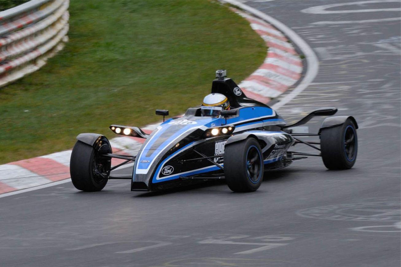 Ford Formula Ecoboost