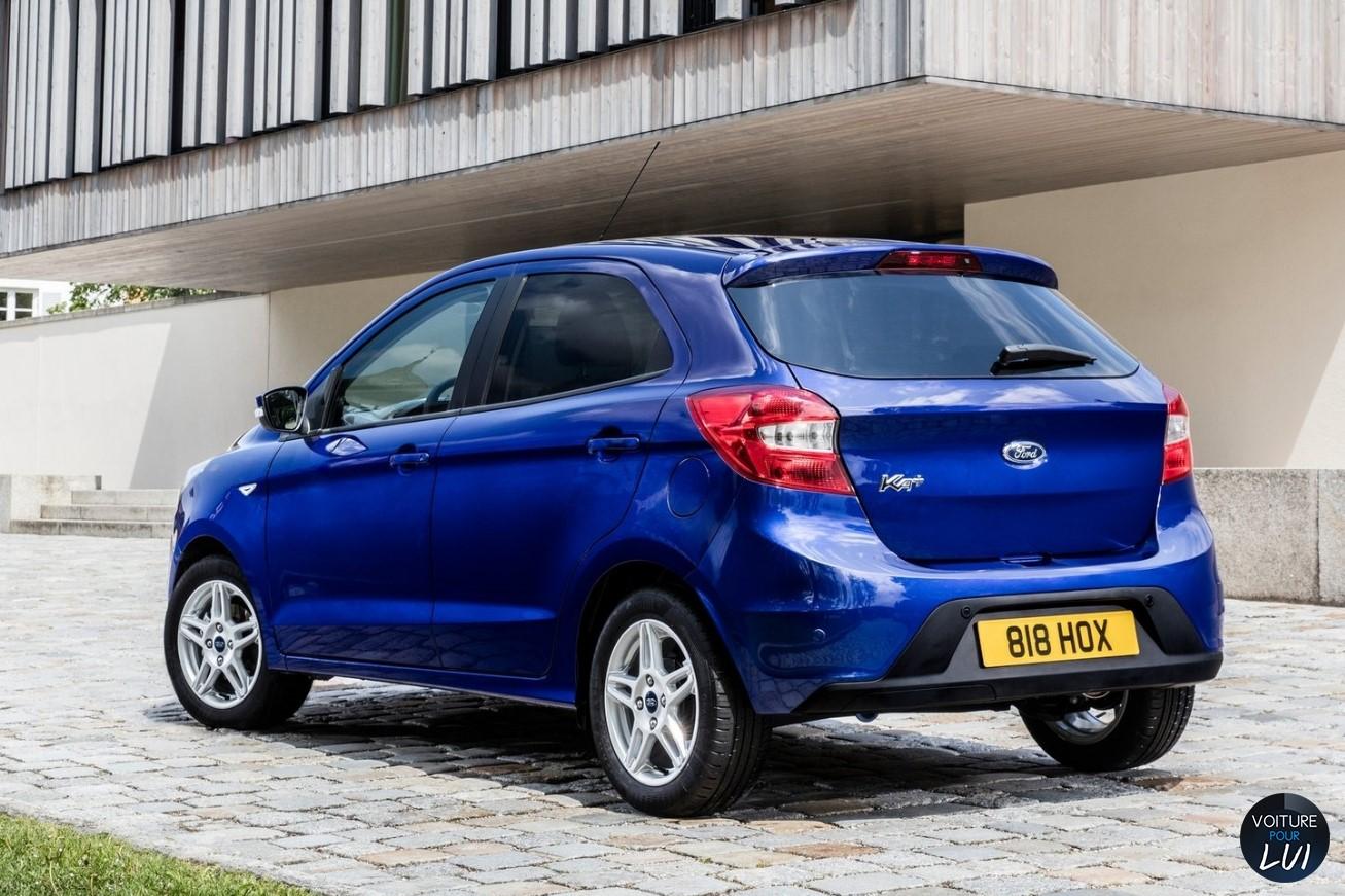 Ford Ka Plus 2016