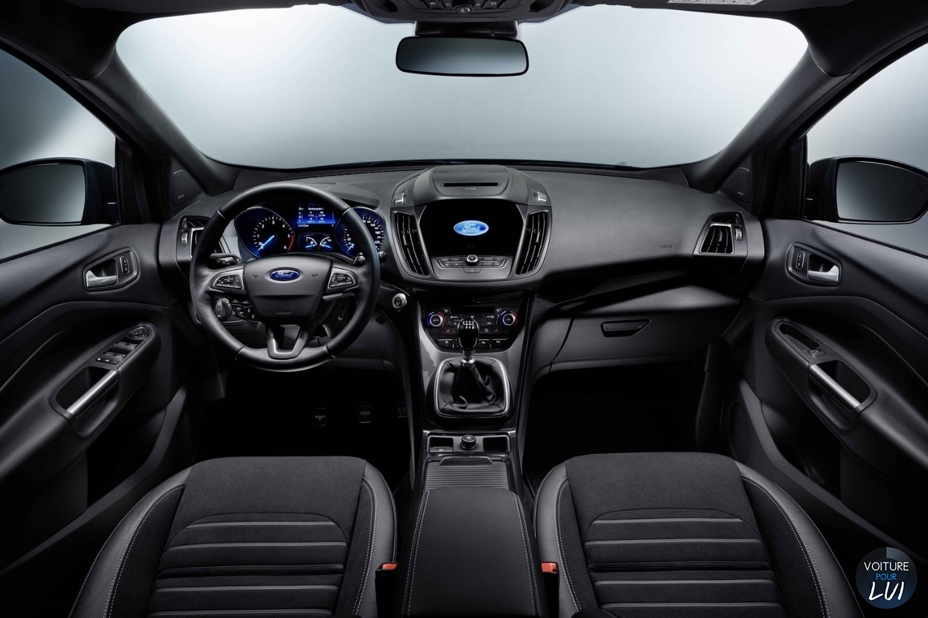 Ford Kuga-2017 2017- Voiture Pour Lui