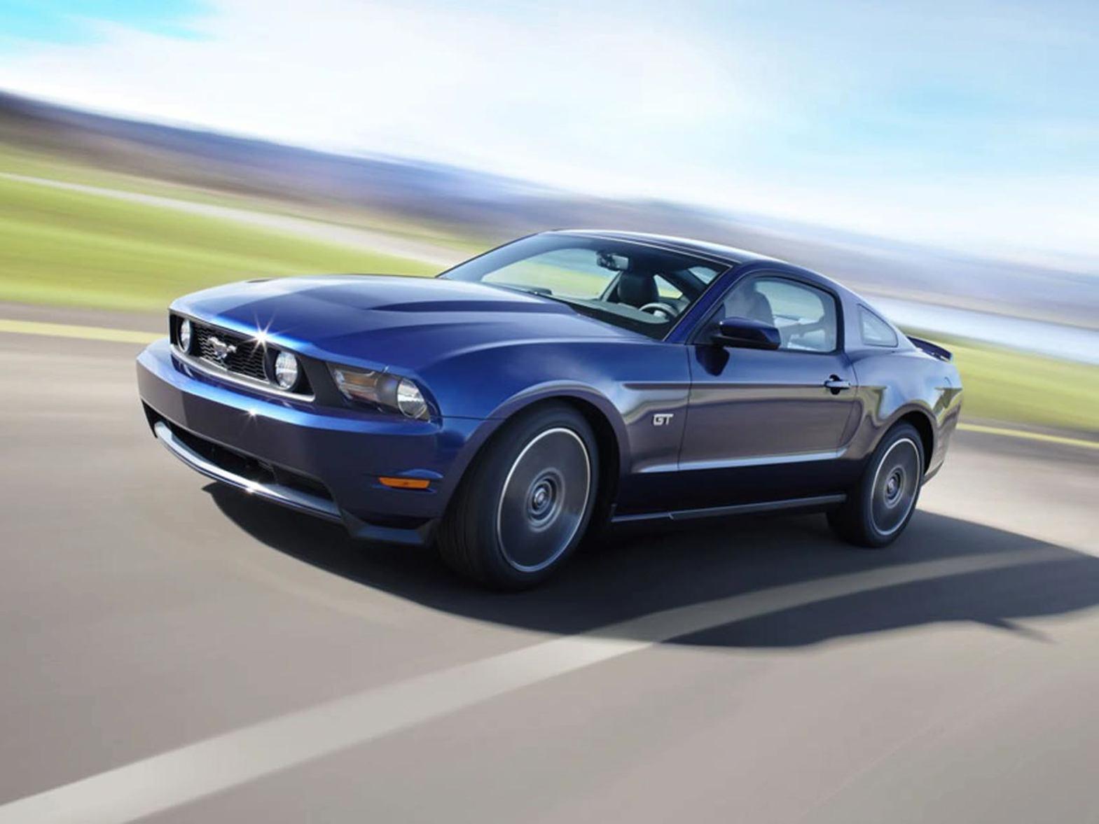 Les nouvelles photos de : Mustang-2010