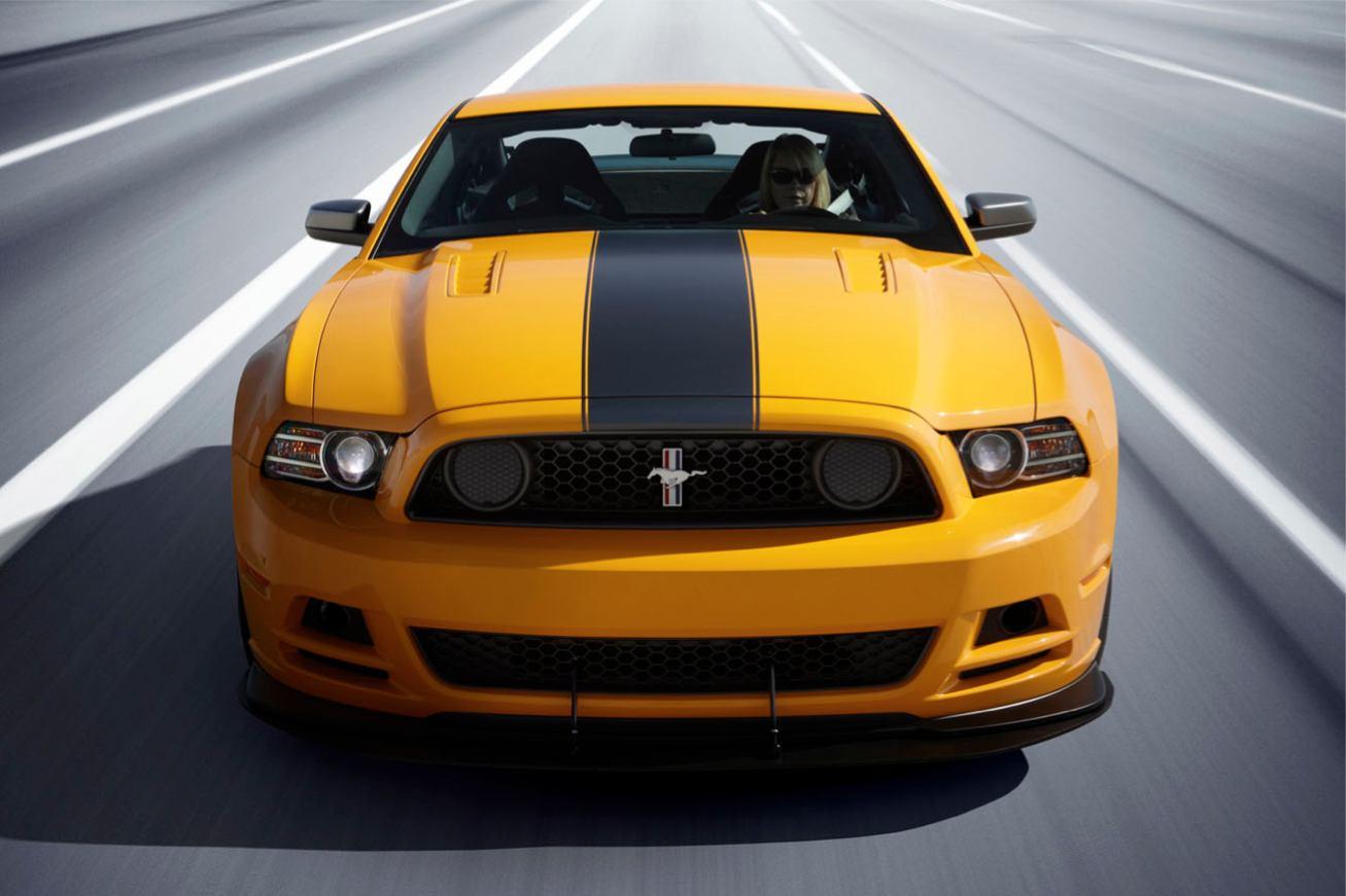 Les nouvelles photos de : Mustang-Boss-302-2012