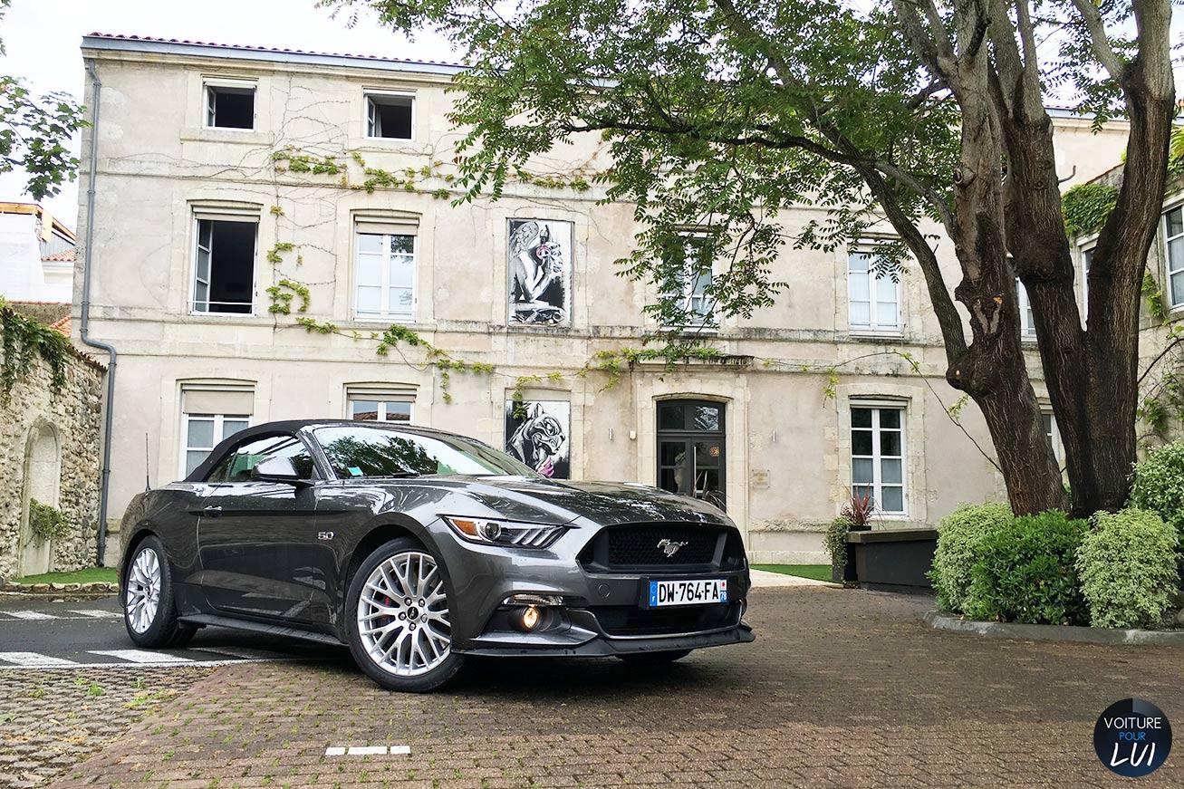Mustang Cabriolet V8