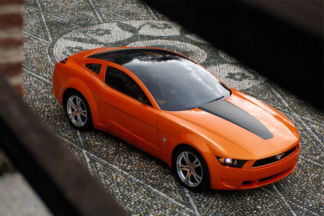 Ford Mustang Guigiaro