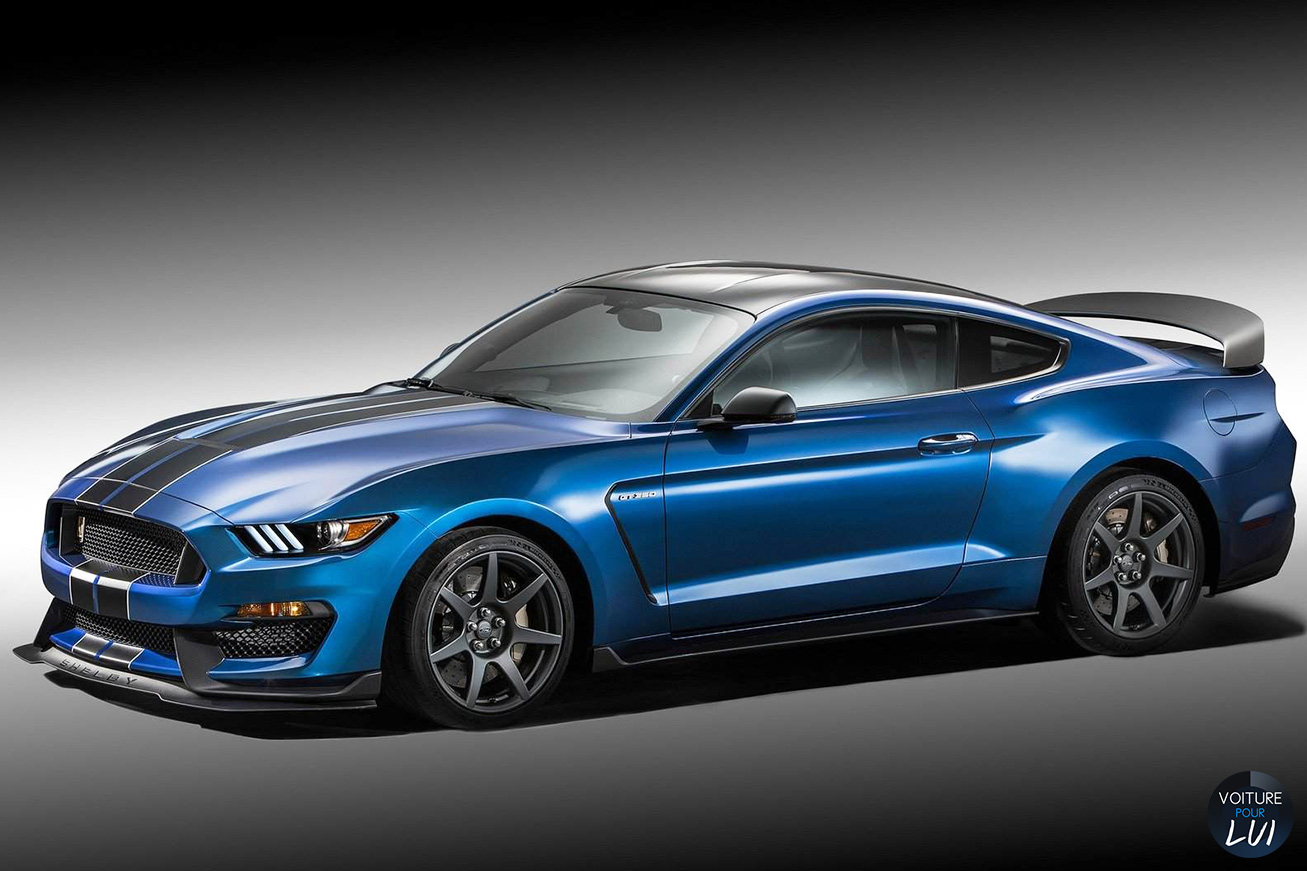 Nouvelle photo : FordMustang-Shelby-GT350R
