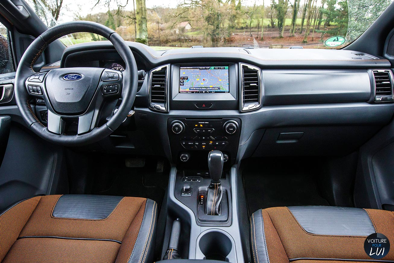 Photos ford ranger 2016 2016 numero 23 for Interieur ford ranger