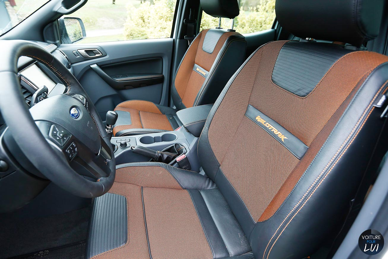 Photos ford ranger 2016 2016 numero 24 for Interieur ford ranger