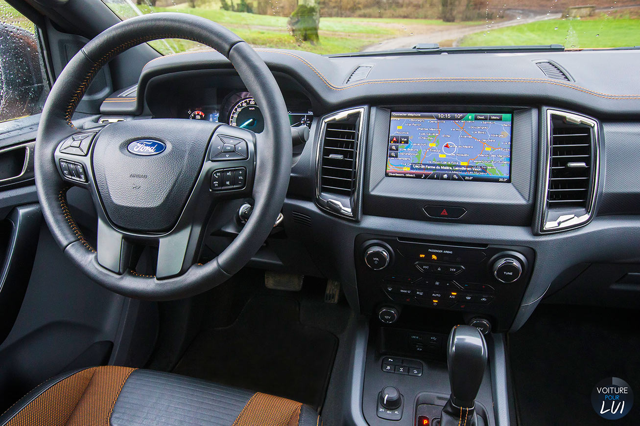 Photos ford ranger 2016 2016 numero 25 for Photos interieur
