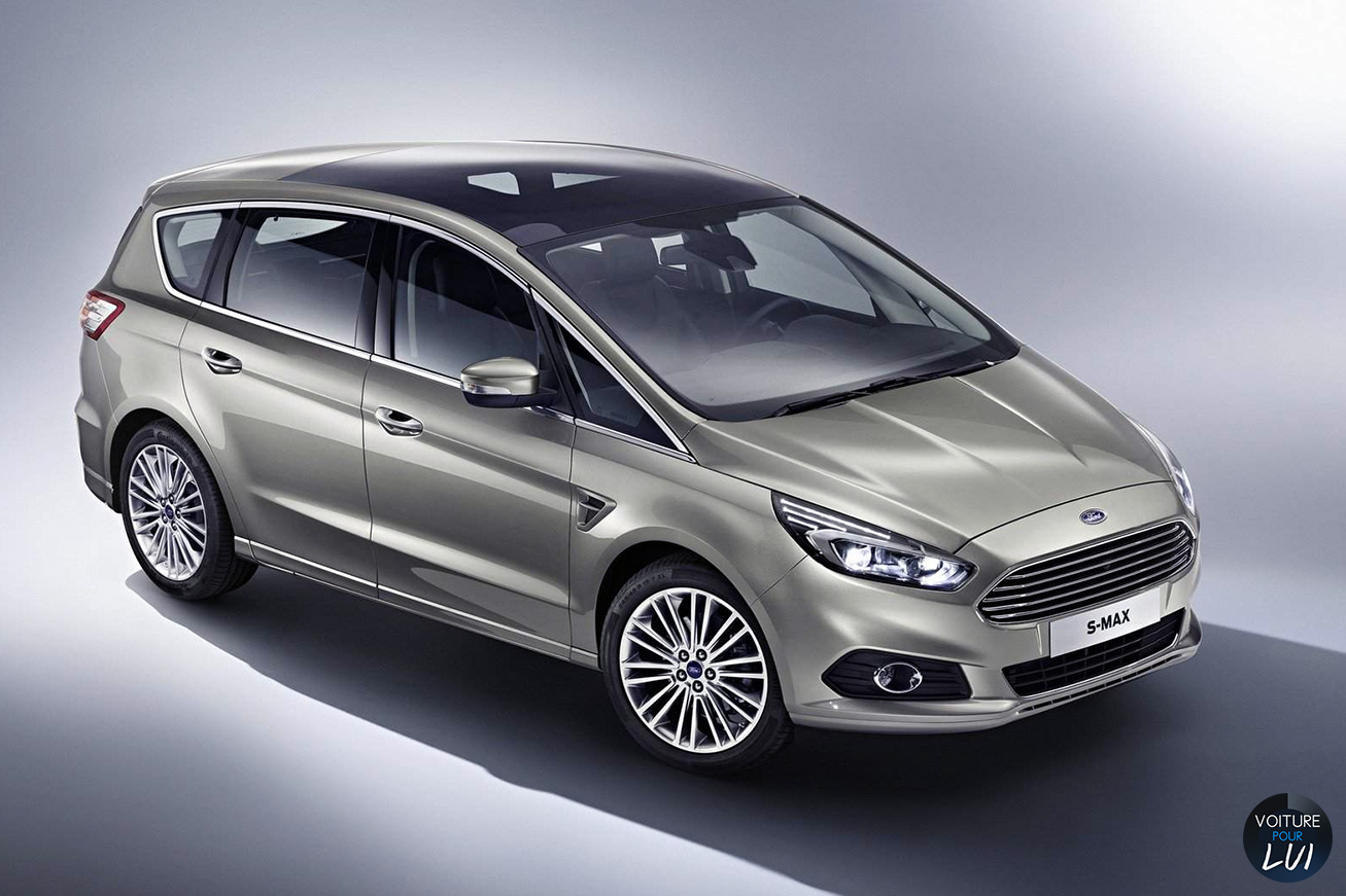 Nouvelle photo : FordS-Max-2015