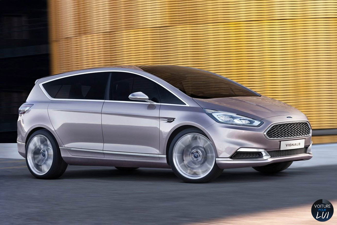 Nouvelle photo : FordS-Max-Vignale-Concept