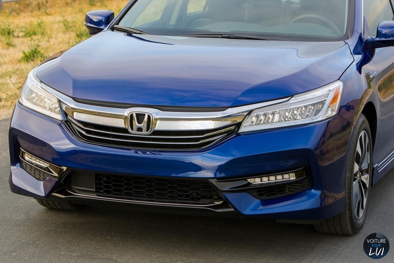 Honda Accord Hybrid 2017
