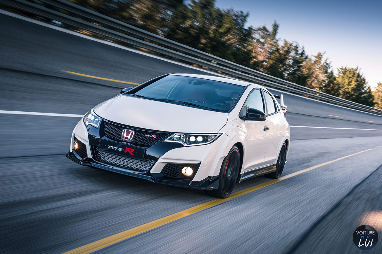 Nouvelle photo : HondaCivic-Type-R-2015