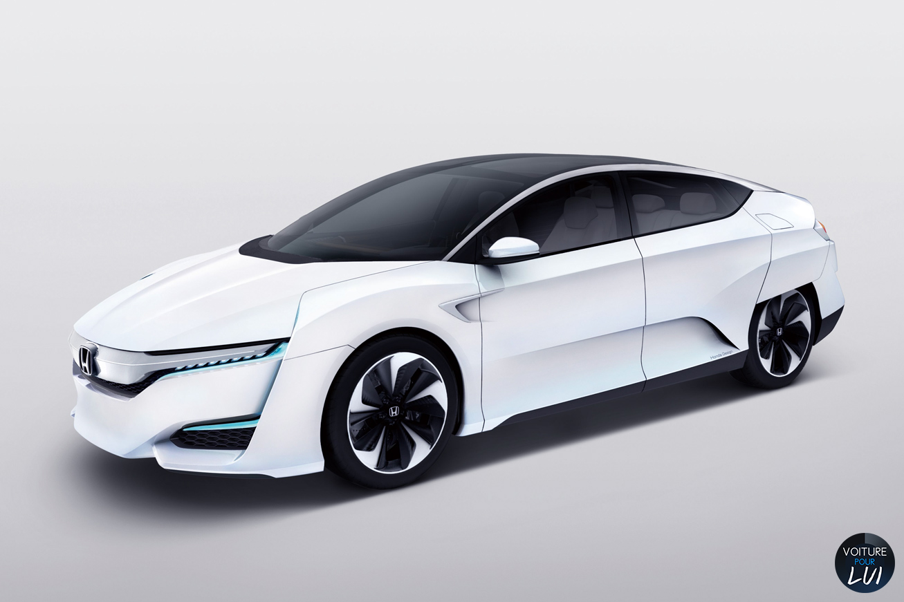 Nouvelle photo : HondaFCV-Concept