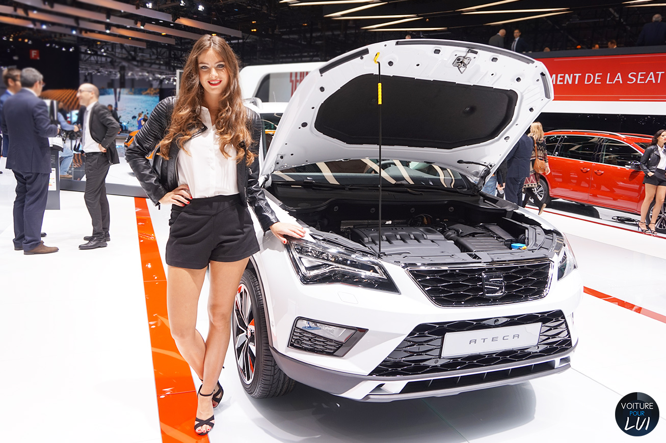 Fille salon auto geneve 2016 salon auto for Salon de l auto hotesse