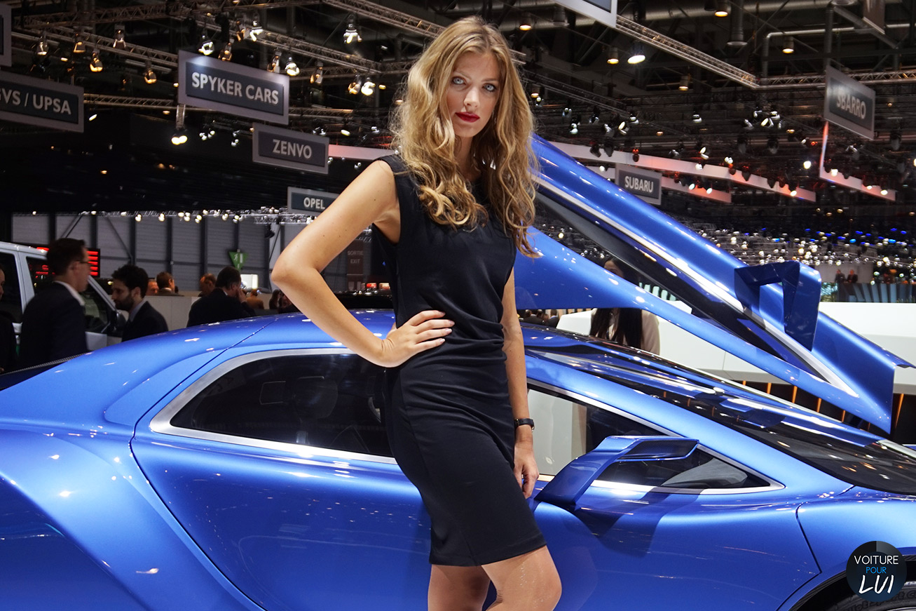 Photos hotesse fille salon auto geneve 2016 2016 numero 14 for Salon geneve auto