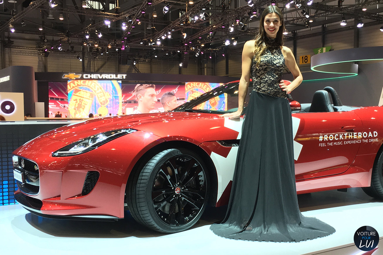 Hotesse fille salon auto geneve 2016 sexy for Salon geneve auto