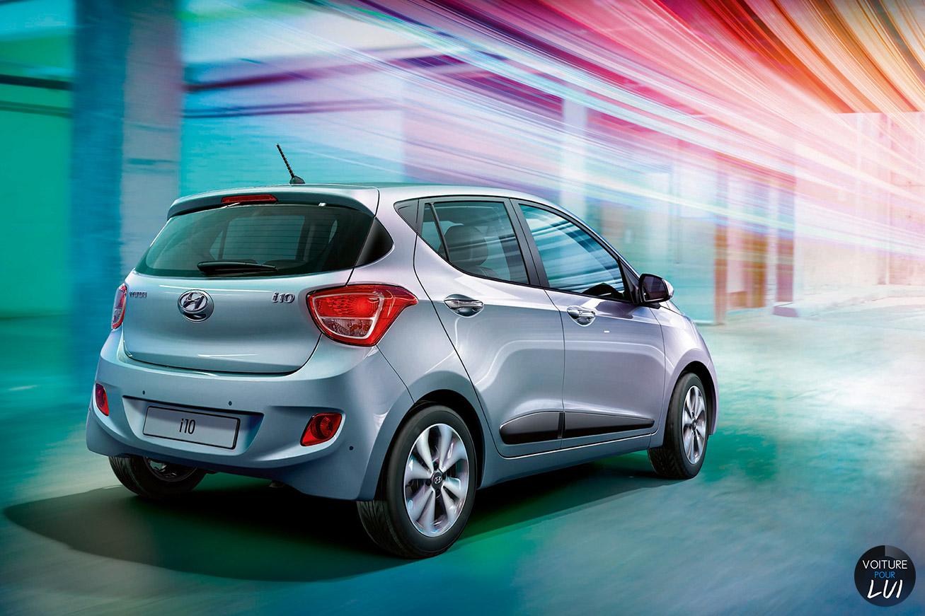 Hyundai i10 photo