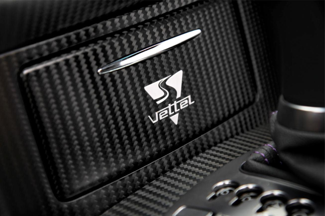 Infiniti FX Vettel Edition
