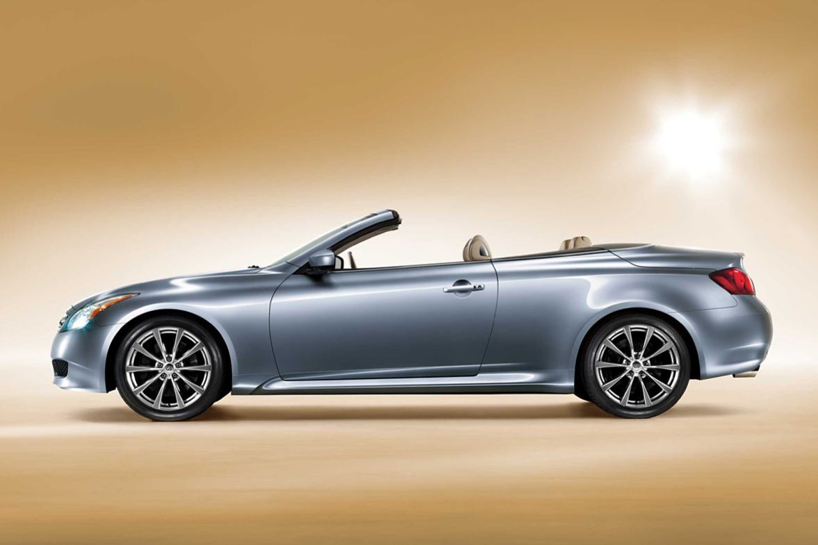 Les nouvelles photos de : G37-Cabriolet