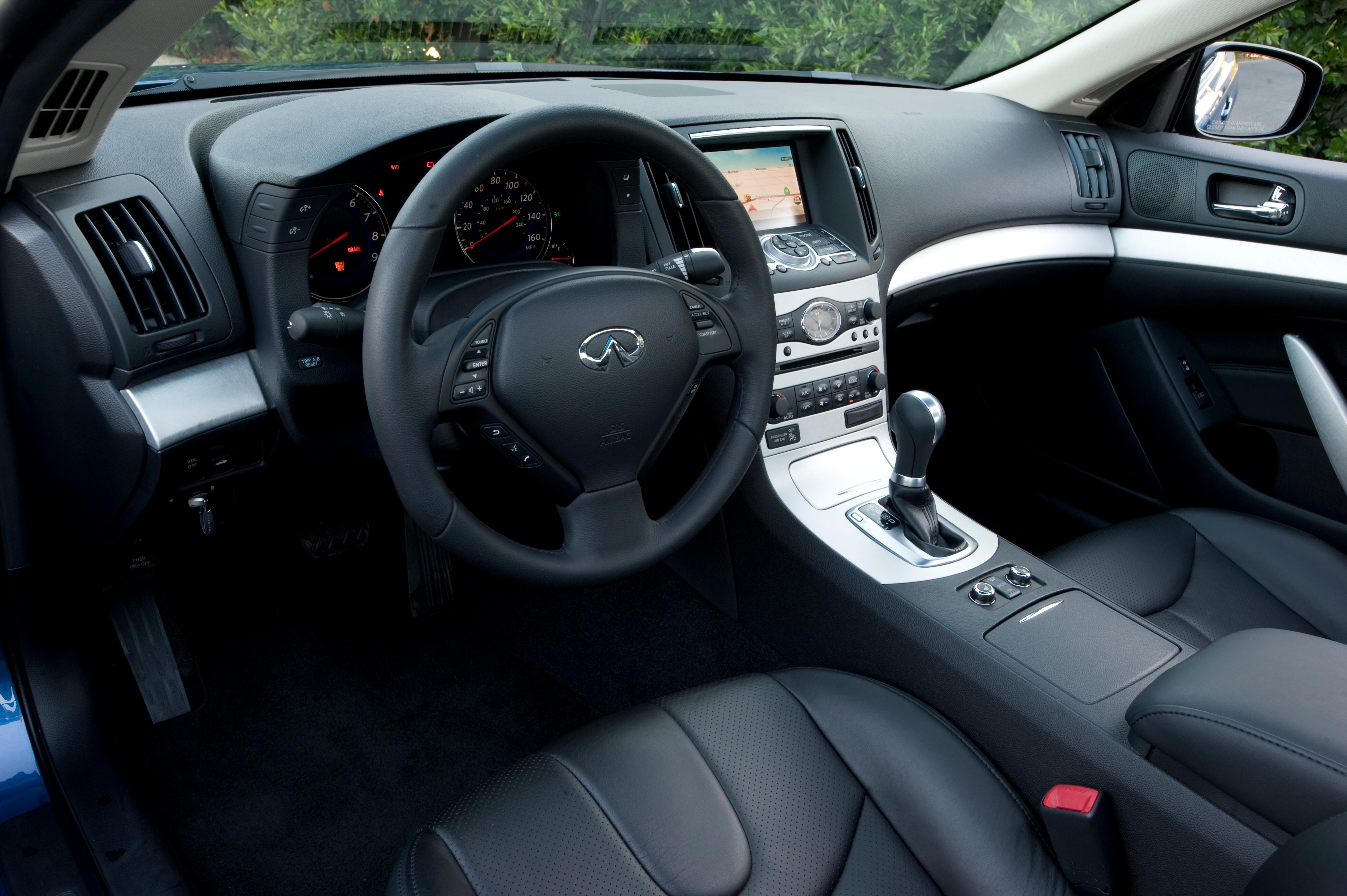 Infiniti G37 Coupe 2013